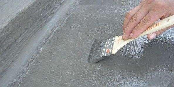 防水涂料的施工要点